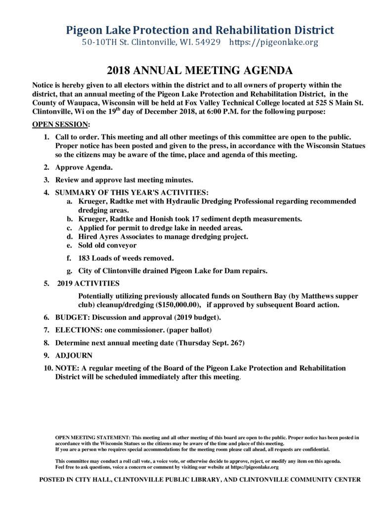 thumbnail of PIGEON LAKE ANNUAL MEETING AGENDA 2018 r